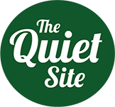 The Quiet Site Logo