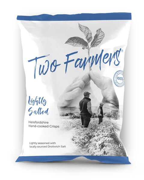 Compostable crisp packets