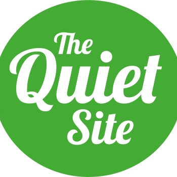 The Quiet Site Logo