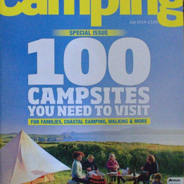 Camping Magazine 100 campsites you need to visit
