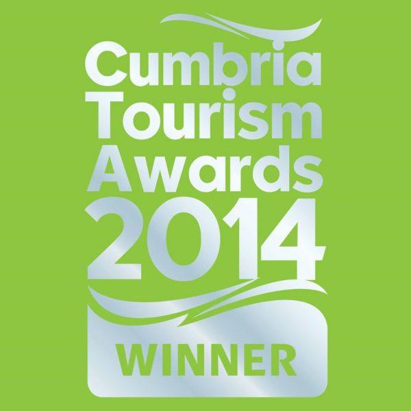 Cumbria Tourism Awards 2014 Winner