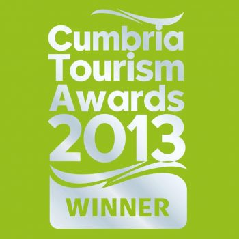 Cumbria Tourism Awards 2013 Winner