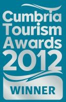 Cumbria Tourism Awards 2012 Winner